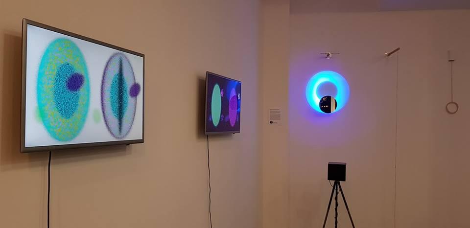 Expoziții de artă spațială